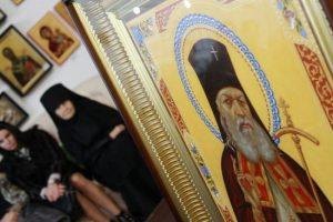 Exposition « saint Luc de Crimée » à Sébastopol
