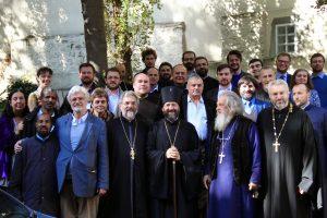 Un appel au soutien et une quête pour l'Institut de théologie orthodoxe Saint-Serge