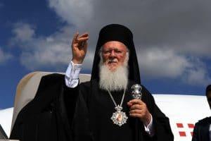 Interview du patriarche œcuménique Bartholomée au sujet de la vie du Patriarcat à Constantinople et dans la Turquie d'aujourd'hui