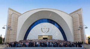 Assemblée de l'association la jeunesse orthodoxe en Albanie