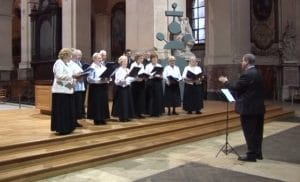 Les « Heures musicales de Saint-Roch »: chants liturgiques orthodoxes à Paris  13 juin 2013 – 1