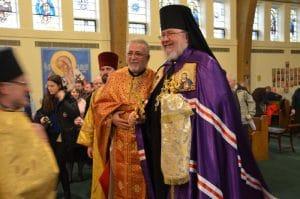 Intronisation de Mgr Irénée (Rochon) comme archevêque du Canada de l'Eglise orthodoxe en Amérique (OCA)