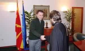 Communiqué de l'Église orthodoxe serbe au sujet de la visite du métropolite de Volokolamsk Hilarion en République de Macédoine