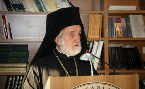 Interview du métropolite de Pergame Jean (Patriarcat de Constantinople) au site « Vatican insider » au sujet du dialogue avec l'Église catholique-romaine