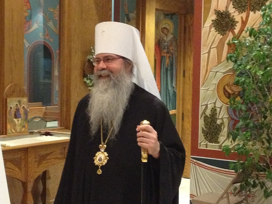Metropolitan Tikhon's message for Holy Pascha 2019
