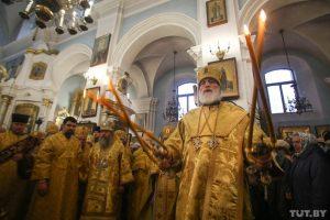 L'Église orthodoxe de Biélorussie demande que lui soit accordé un statut plus indépendant dans le cadre du Patriarcat de Moscou