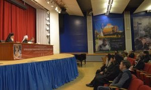 A Moscou, ouverture de la IIe Conférence patristique internationale