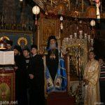 Fête de la laure Saint-Sabbas le Sanctifié, en Palestine