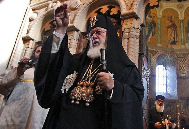 Le patriarche Élie II a accepté l'invitation du patriarche Cyrille de se rendre à Moscou
