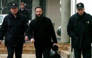 Troisième année d'incarcération pour l'archevêque d'Ohrid Jean