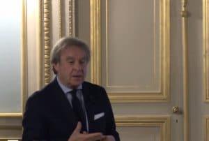 Vidéo de la conférence sur le nouveau centre culturel et spirituel orthodoxe russe à Paris