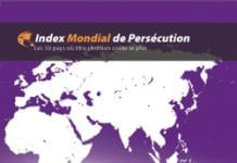 Index mondial 2015 de persécution des chrétiens