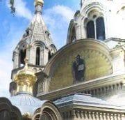 Cours de formation de lecteurs et de chantres auprès de la cathédrale Saint-Alexandre-Nevsky à Paris