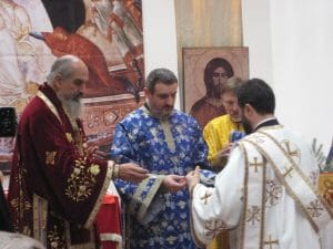 Ordination diaconale de Laurent Kloeble