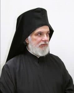 L'archimandrite Irénée Avramidis élu évêque-vicaire de la métropole de France du Patriarcat de Constantinople