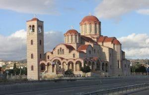 L' inauguration de la première église dédiée à saint Païssios de la Sainte Montagne