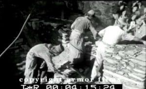 Un film unique sur le Mont Athos en 1953