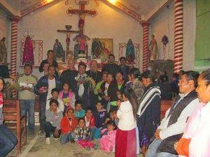 Des missionnaires visiteront les Aztèques orthodoxes au Mexique