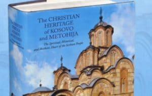 """La version anglaise de la monographie """"L'héritage chrétien du Kosovo et de la Métochie"""" sera présentée à la Bibliothèque du Congrès des États-Unis à Washington au mois de février 2015"""