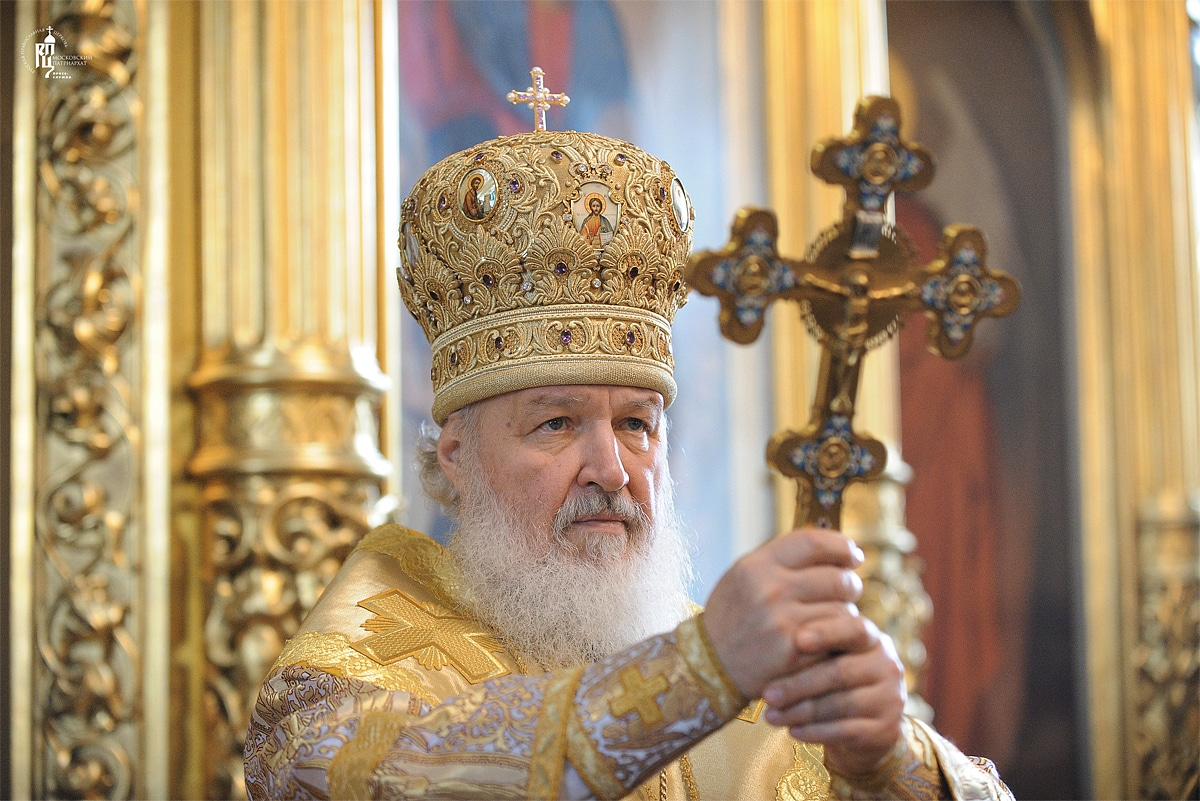 Possible provocative actions against Patriarch Kirill