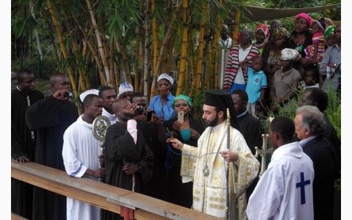 Fête de la Théophanie au Congo-Brazzaville