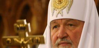 Patriarche de Moscou Cyrille