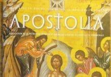 """Parution du n°82-83 (janvier-février 2015) de la revue """"Apostolia"""""""