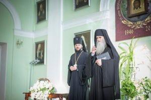Le métropolite du Monténégro Amphiloque a reçu un doctorat honoris causa de l'Académie ecclésiastique de Saint-Pétersbourg