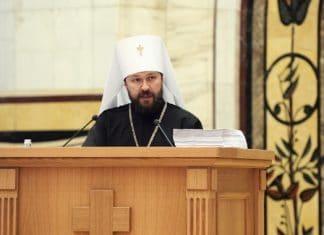 Un compte-rendu sur la rédaction en cours du Catéchisme de l'Église orthodoxe russe a été présenté à la conférence épiscopale