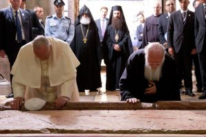 Le patriarche de Moscou Cyrille a envoyé une lettre au patriarche de Constantinople Bartholomée au sujet de la rencontre de celui-ci avec le pape François.