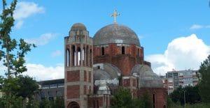 Communiqué du diocèse de Ras et Prizren (Kosovo) au sujet des déclarations tendancieuses de la presse albanophone concernant l'église du Christ Sauveur à Priština
