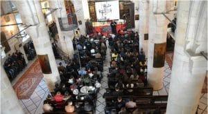 Réunion annuelle des jeunes du Patriarcat d'Antioche du sud de la Turquie