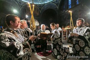 Le primat de l'Église orthodoxe d'Ukraine donne sa bénédiction à un jeûne renforcé chaque vendredi du grand Carême pour la paix en Ukraine