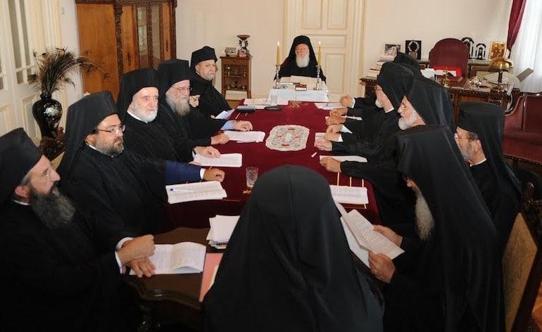 L'archimandrite Jean Renneteau est élu évêque auxiliaire du patriarche œcuménique et mis à la disposition de l'Archevêché des églises orthodoxes russes en Europe occidentale relevant dudit Patriarcat