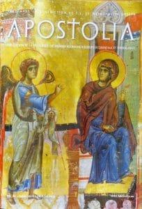 """Parution du n°84 (mars 2015) de la revue """"Apostolia"""""""