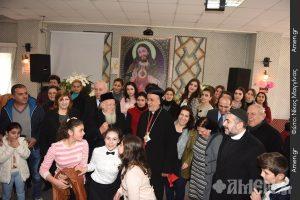 Le patriarche œcuménique Bartholomée a rendu visite aux réfugiés chrétiens d'Irak