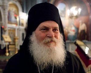 Un entretien téléphonique a eu lieu entre un représentant du métropolite de Kiev Onuphre et l'archimandrite Éphrem de Vatopédi