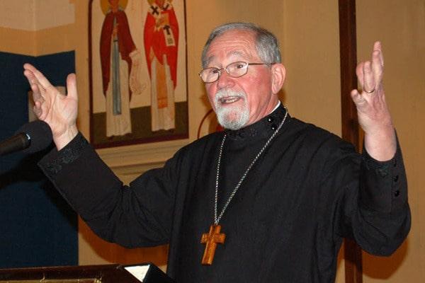 4ème anniversaire du décès du père Thomas Hopko, doyen émérite du Séminaire Saint-Vladimir à New York