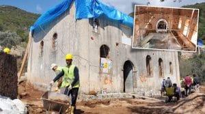 Une église historique dans le Sud de la Turquie sera restaurée après 142 ans