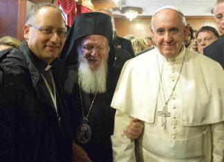 Un entretien avec le patriarche oecuménique Bartholomée