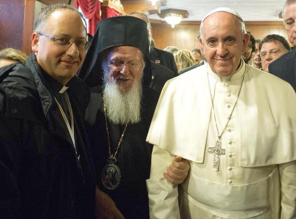 La traduction française de l'entretien avec le patriarche oecuménique Bartholomée publié par «La Civiltà Cattolica»