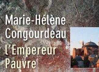 «L'Empereur pauvre»  – un roman de Marie-Hélène Congourdeau