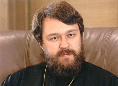 Le métropolite de Volokolamsk Hilarion (Alfeyev) a appelé les Russes qui justifient Staline à «se dégriser»