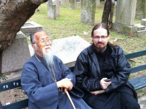 Interview de l'archiprêtre Michel Li, dernier prêtre de la Mission de Pékin de l'Église orthodoxe russe