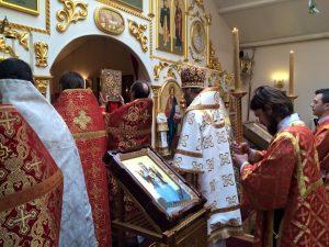 Début de la visite de la délégation officielle de l'Église orthodoxe d'Ukraine à Strasbourg