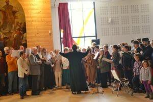 Entretien: Comment organiser la présence de l'Eglise orthodoxe en Occident ?