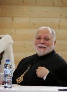 Radio: un entretien avec le métropolite Stéphane de Tallinn sur RCF