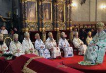 L'assemblée annuelle des évêques de l'Église orthodoxe serbe a commencé