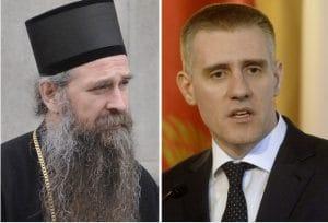L'évêque de Budimlje-Nikšić Joannice (Monténégro) a réagi aux accusations du ministre monténégrin des Affaires étrangères à l'égard de l'Église orthodoxe serbe