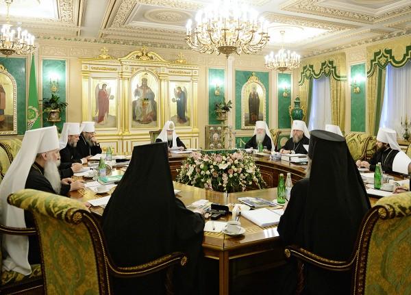 Le nombre des diocèses de l'Eglise orthodoxe russe passe à 300